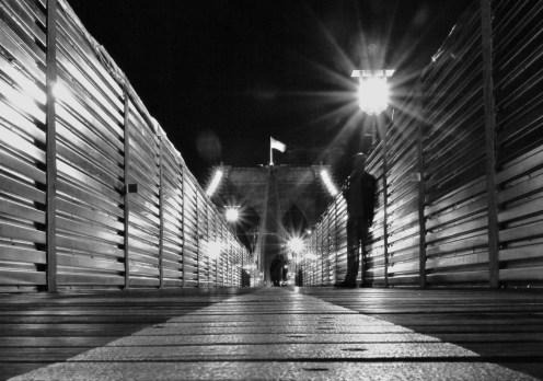 Saturday Night - Brooklyn Bridge