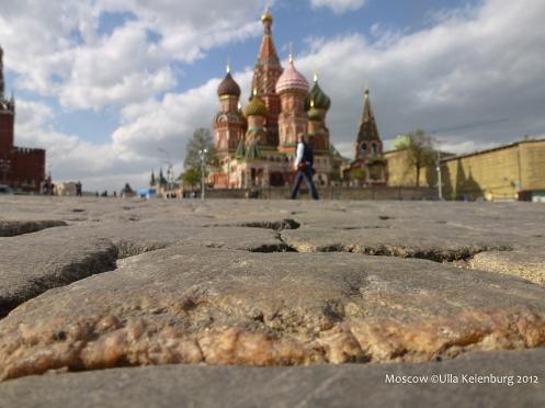 So vieles im Vorbeigehen - Moskau Sommer 2012