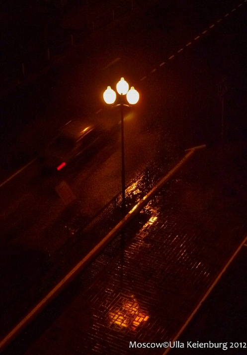 stormy nights - Moscow 2012