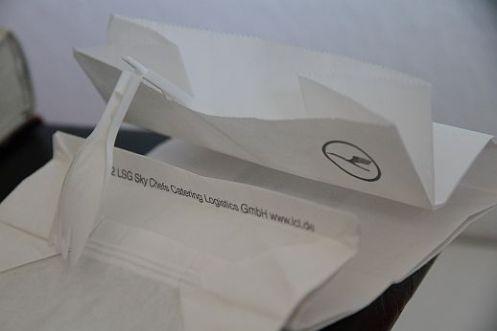 Gestern bei der Lufthansa