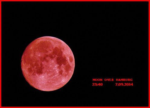 moon over hamburg