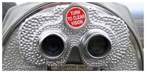 turn to clear vision