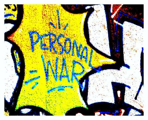 personal war