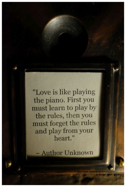 love is like